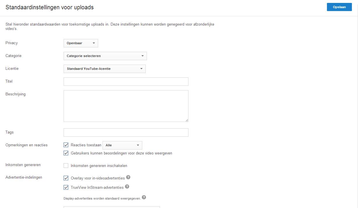 Standaard-Upload-Settings-YouTube
