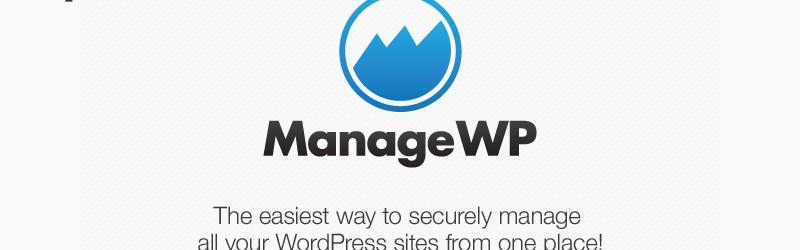 Wordpress website beheren met managewp deel 2 - Hoe te beheren ...