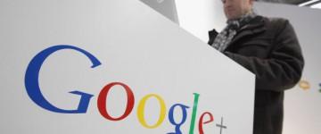Google+ groei