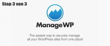 WordPress Beheren met ManageWP