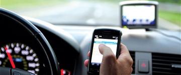Social media en verkeer gaan niet samen