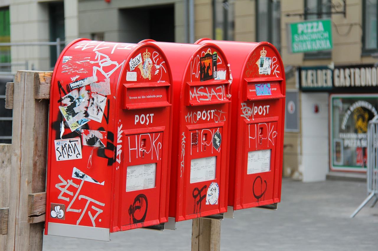Spam via mailing
