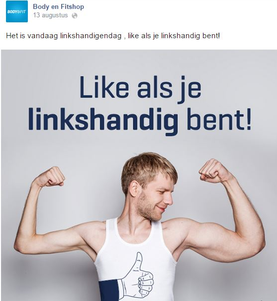 Praat niet altijd over je merk - branding social media