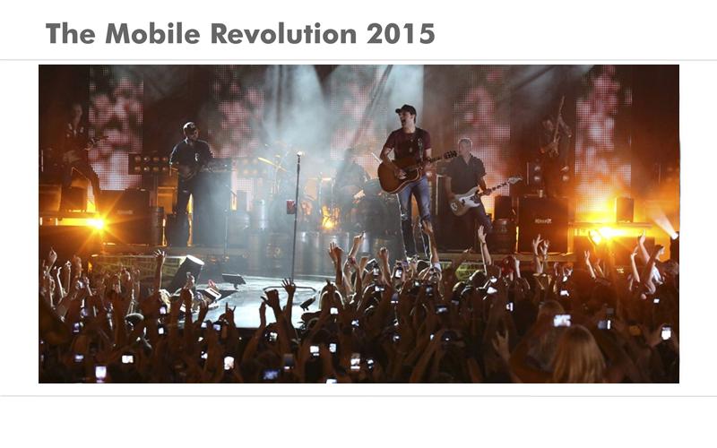 mobiele revolutie 2015