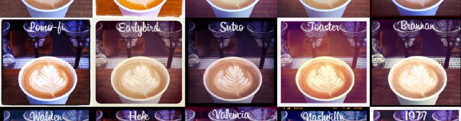 Instagram marketing fotocollage