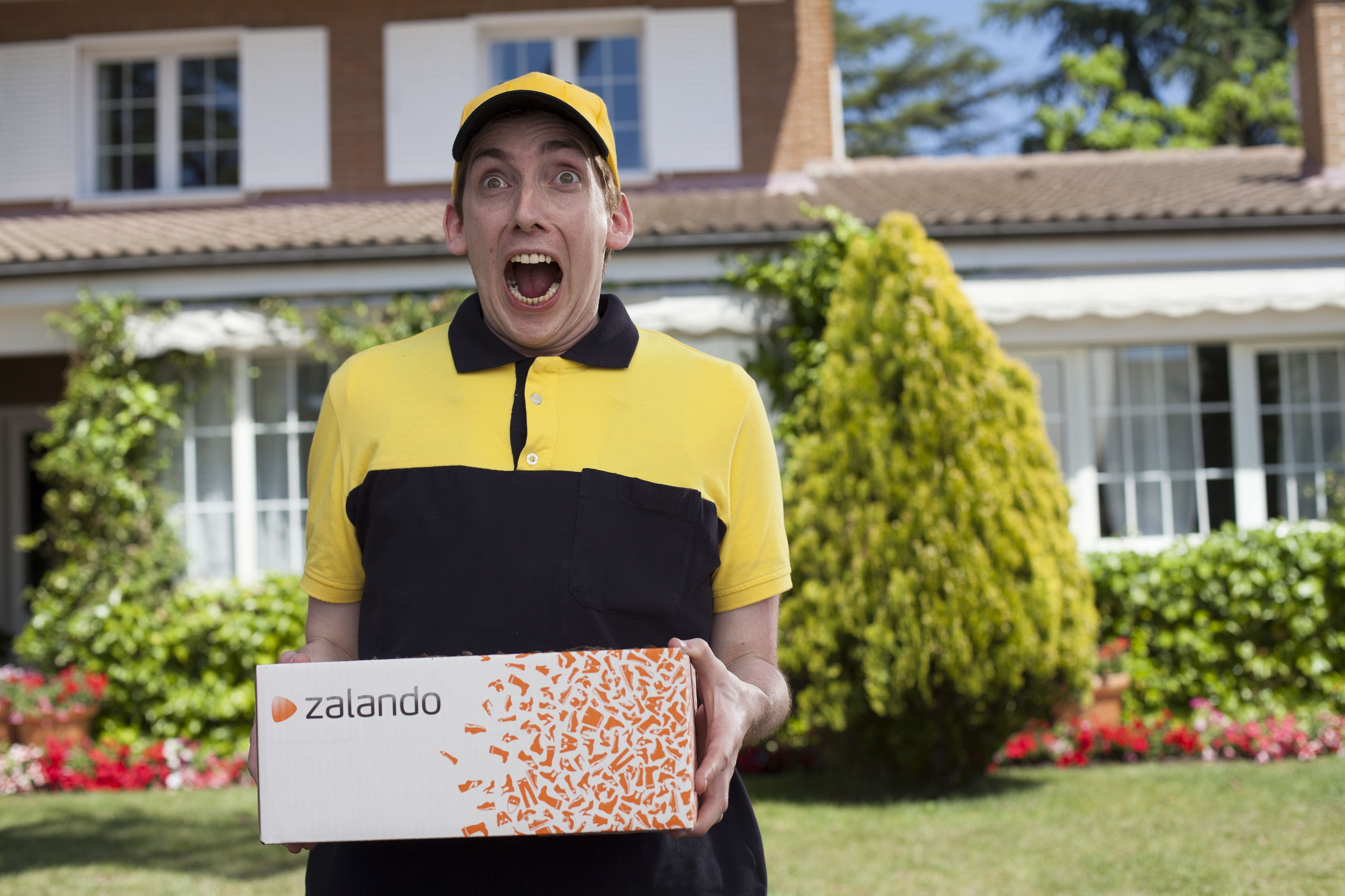 Zalando en online marketing