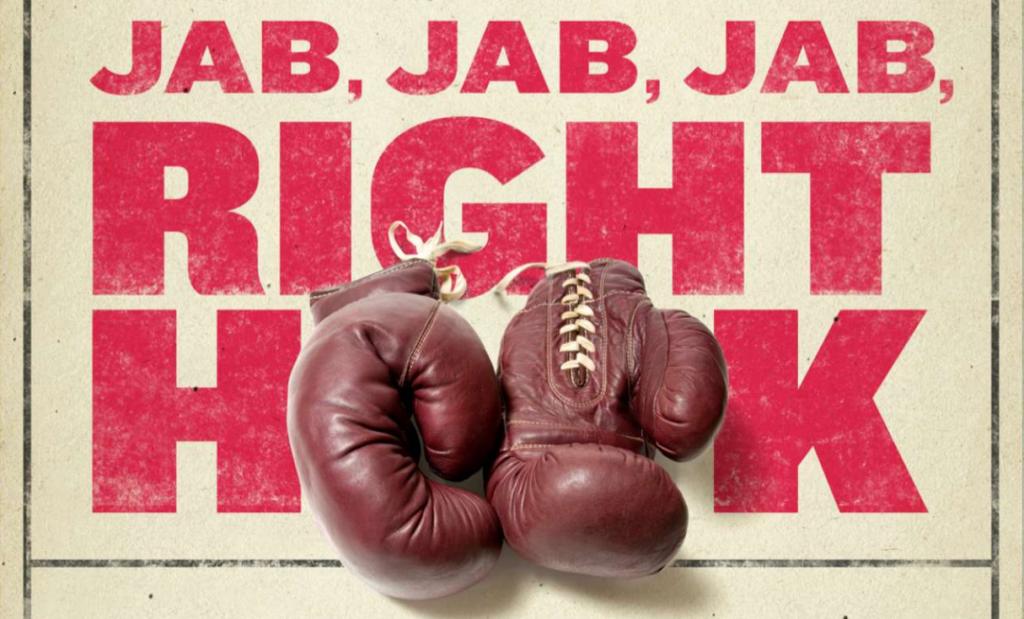 Marketing vergeleken met boksen