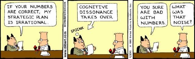 Cognitieve disconantie