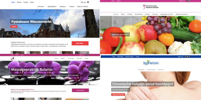 Minamaze pro theme door NS Marketing & Sales weinig gewijzigd