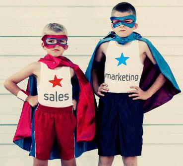 Samenwerking Sales en marketing