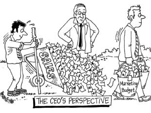 Leads tegen sales