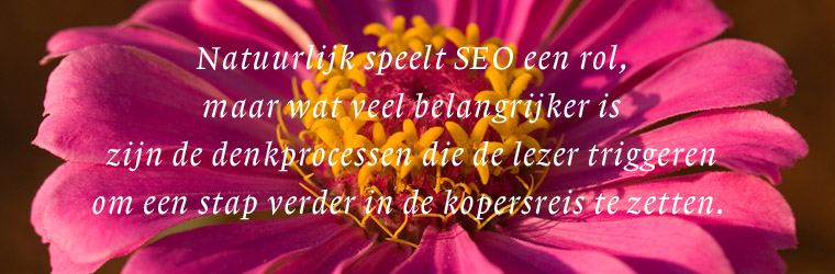 Kopersreis contentmarketing