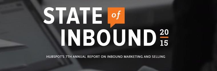 Onderzoek State of Inbound Inbound marketing