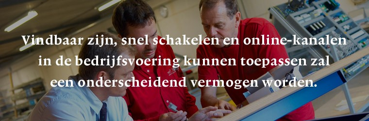 Online marketing toepassen