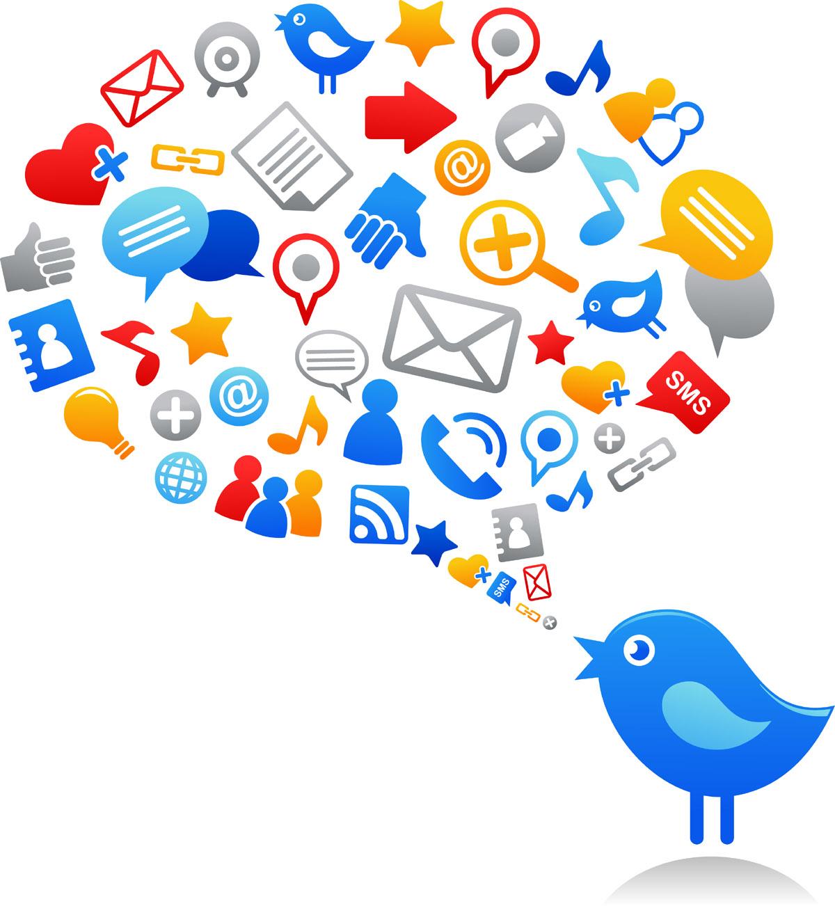 Social media trends voor 2016