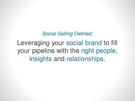 Social selling uitgelegd
