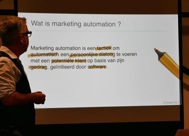 Betekenis Marketing Automation