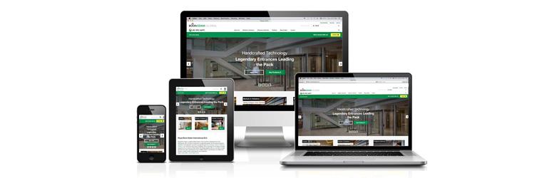 Boon Edam op online marketing
